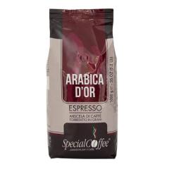 Zrnková káva Arabica d'Or