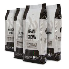 Zrnková káva 500 g in beans