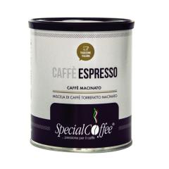 Mletá káva Caffè Macinato Lattina