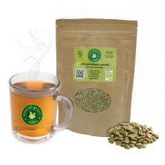 Mletá zelená káva BIOfé